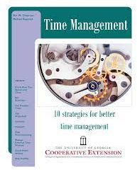 10 Time Management Strategies by Sue Chapman