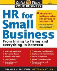 HR for Small Business by Charles Fleischer
